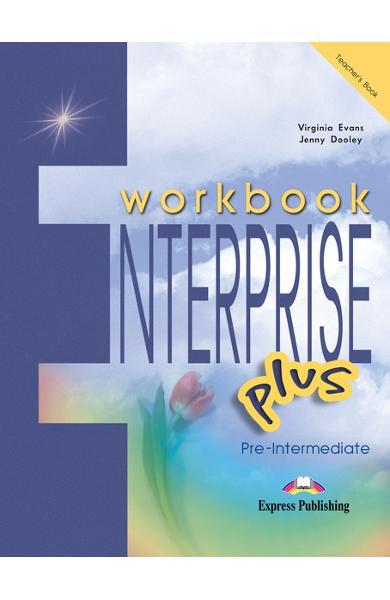 Curs limba engleză Enterprise Plus Caietul profesorului 978-1-84325-815-5
