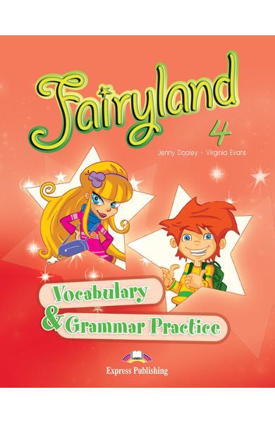 Curs limba engleză Fairyland 4 Caiet exerciții vocabular şi gramatică