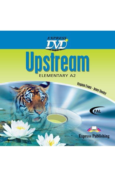Curs limba engleză Upstream Elementary DVD