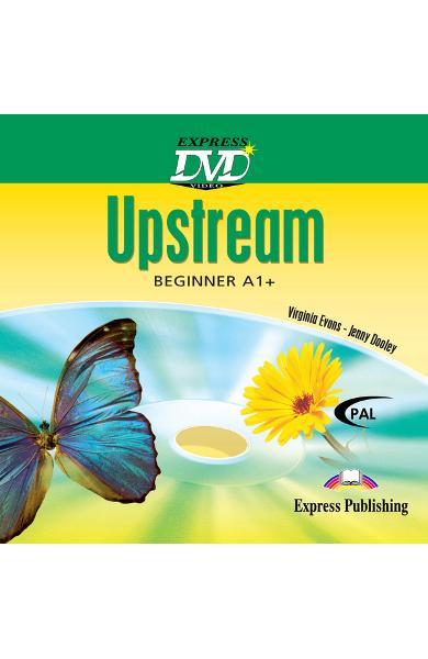 Curs limba engleză Upstream Beginner DVD