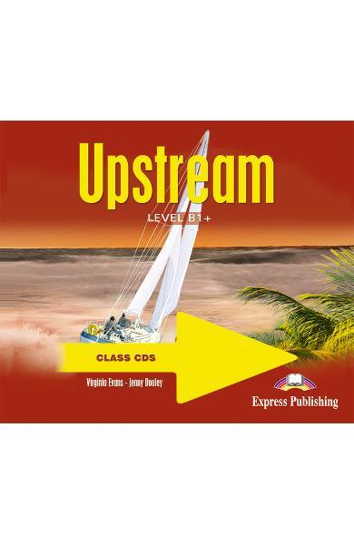 Curs limba engleză Upstream B1+ Audio CD (set 3 CD)