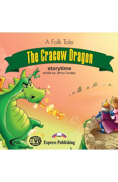 Literatură adaptată pt. copii the cracow dragon dvd rom