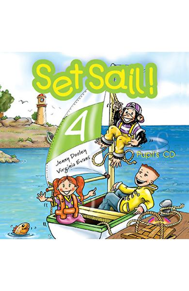 CURS LB. ENGLEZA SET SAIL 4 AUDIO CD PT. ELEV 978-1-84558-331-6