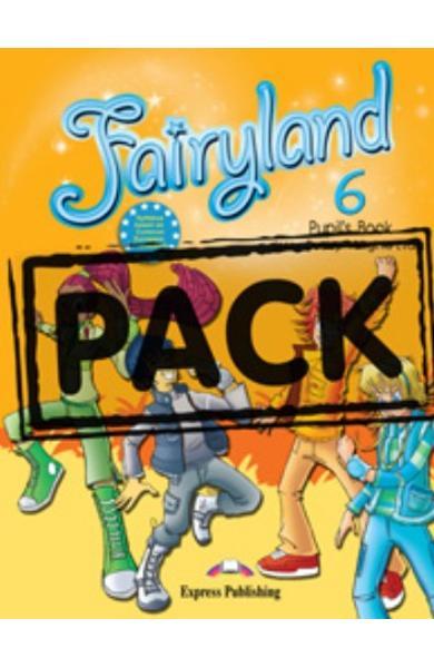 Curs limba engleză Fairyland 6 Pachetul elevului