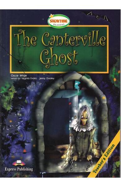 Literatură adaptată pt. copii the canterville ghost cartea profesorului