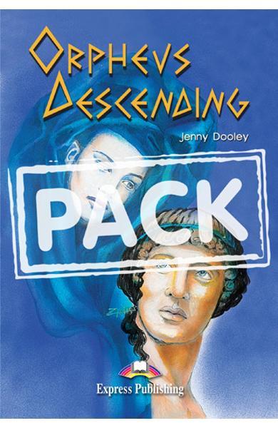 Literatura adaptata pentru copii Orpheus Descending Pachetul elevului (carte + audio CD + caiet de activitati) 978-1-84216-176-0