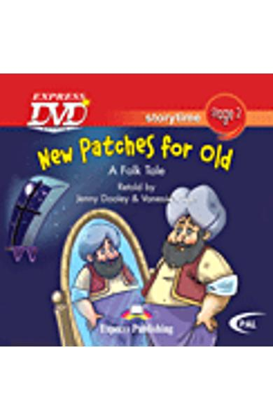 New patches for old dvd