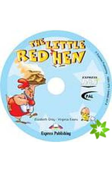 Literatura adaptata pt.copii - The Little Red Hen - DVD PAL 978-1-84862-407-8