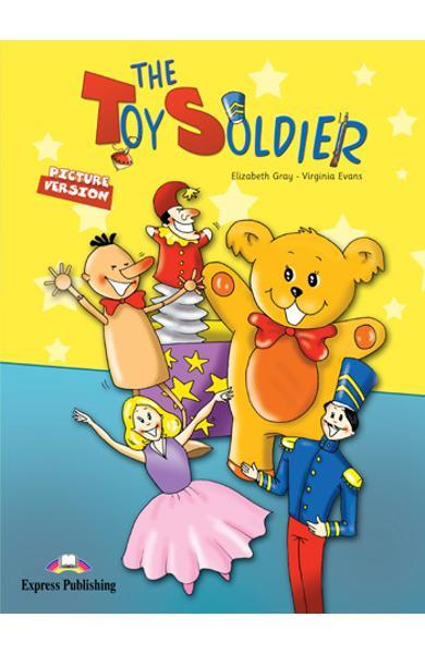 Literatura adaptata The Toy Soldier 978-1-84862-520-4