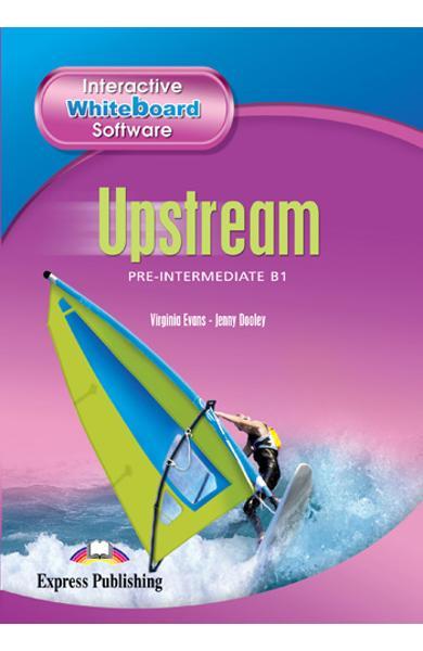 Curs limba engleza Upstream Pre-Intermediate Software pentru tabla magnetica interactiva 978-1-84862-193-0