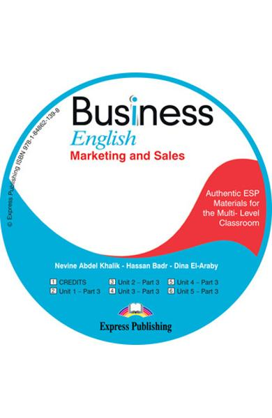 Curs lb. engleza business english marketing and sales cd