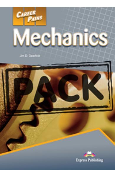 Curs limba engleză Career Paths Mechanics - Pachetul elevului