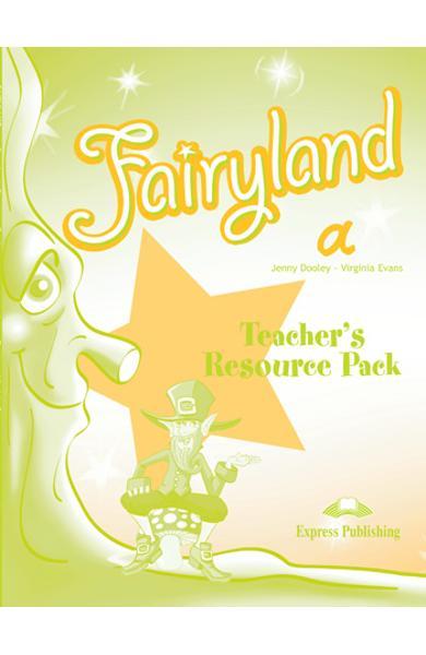 Curs limba engleza Fairyland 1 Material aditional pt. profesor
