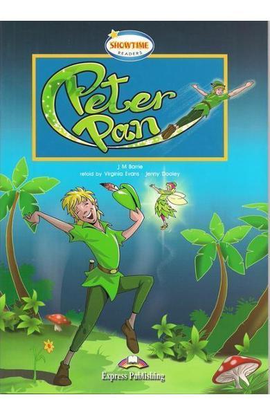 Literatură adaptată pentru copii Peter Pan