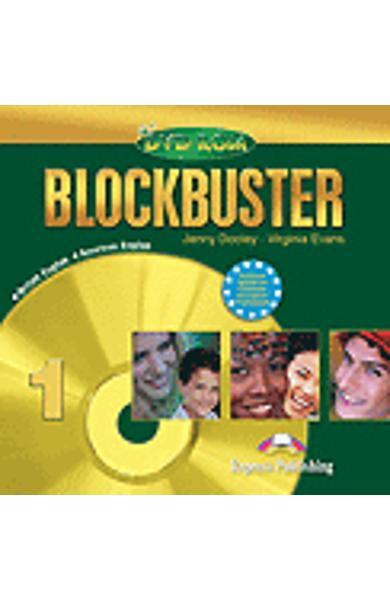 Curs limba engleză Blockbuster 1 DVD-ROM