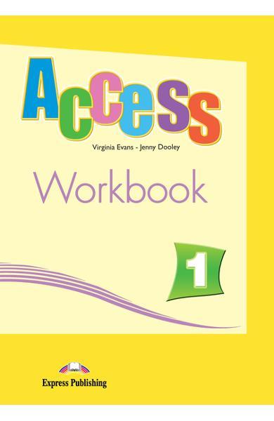 Curs limba engleză Access 1 Caietul elevului