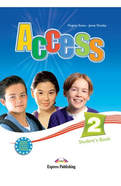 Curs limba engleză Access 2 Manualul elevului
