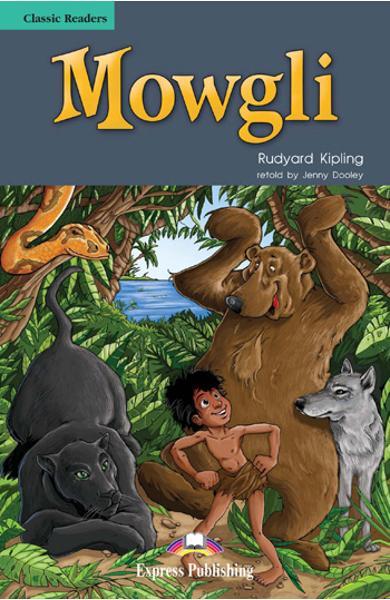 Literatura adaptata pt.copii - Mowgli 978-1-84679-390-5