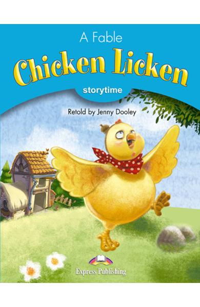 Literatura adaptata pt.copii - Chicken Licken 978-1-84679-563-3