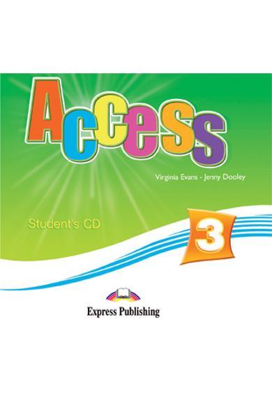 Curs limba engleza Access 3 Audio CD elev