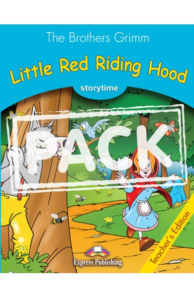Literatura adaptata - Red Riding Hood (Pachetul profesorului) 978-1-84466-486-3