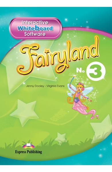 Curs limba engleză Fairyland 3 Soft pentru tabla interactivă