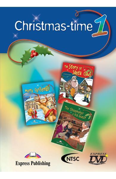 DVD Povesti Christmas - Time 1 978-1-84679-077-5
