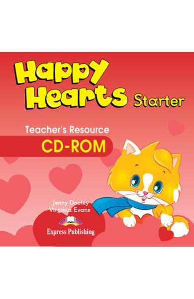 Curs limba engleză Happy Hearts Starter CD-ROM