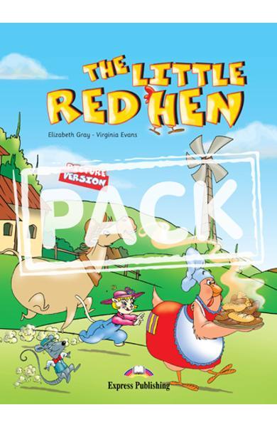 Literatura adaptata The Little Red Hen 978-1-84974-176-7