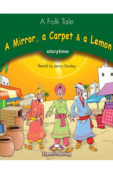 Literatură adaptată A Mirror, a Carpet and a Lemon DVD 978-1-84862-973-8