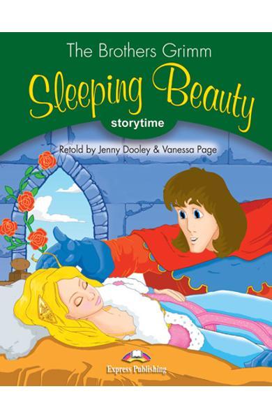 Literatura adaptata pt.copii - Sleeping Beauty - DVD 978-1-84862-795-6