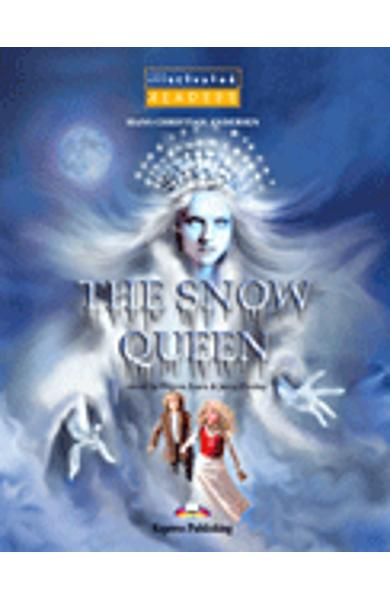 Literatura adaptata pt. copii benzi desenate The Snow Queen audio CD