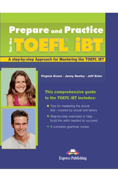 Curs de limba engleză TOEFL iBT Manualul elevului