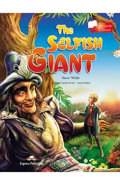 Literatura adaptata pentru copii The Selfish Giant 978-1-84862-993-6