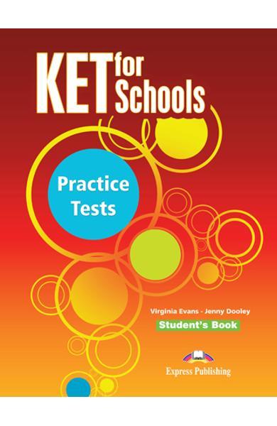 Teste limba engleză KET for Schools Manualul elevului 978-1-78098-884-9