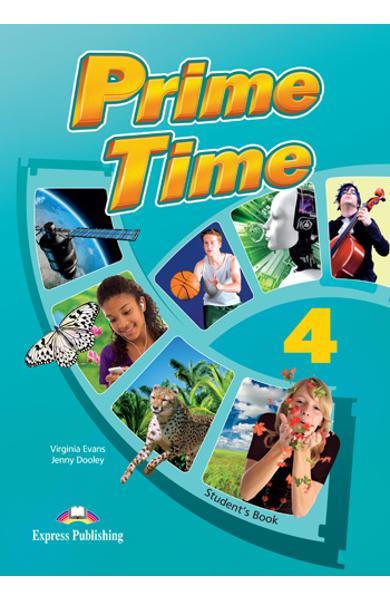 Curs limba engleză Prime Time 4 Manualul elevului