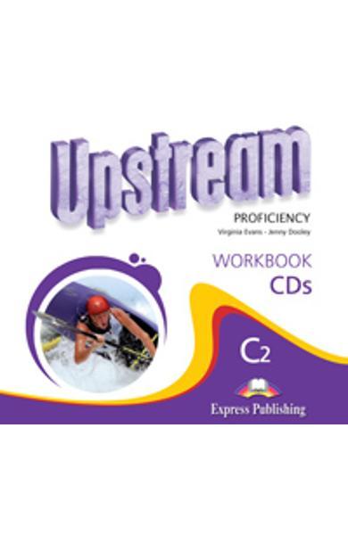 Curs limba engleza Upstream Proficiency C2 Audio CD la caietul elevului revizuit 978-1-4715-0274-3