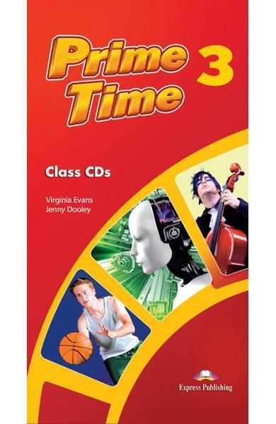 Curs limba engleză Prime Time 3 Audio CD (set 5 CD)