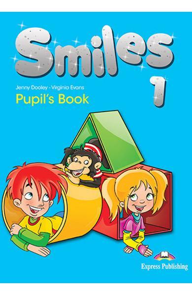 Curs Lb. Engleză Smiles 1 Manualul elevului