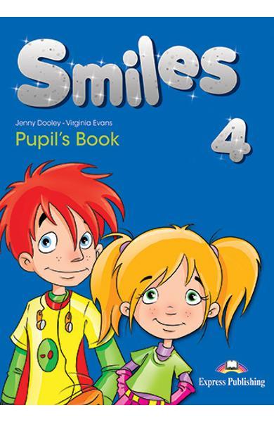 Curs Lb. Engleză Smiles 4 Manualul elevului