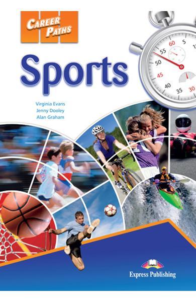 Curs limba engleză Career Paths Sports - Pachetul profesorului