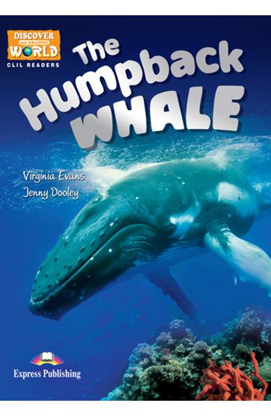 Literatură CLIL The Humpback Whale reader cu MULTI-ROM 978-1-4715-1242-1