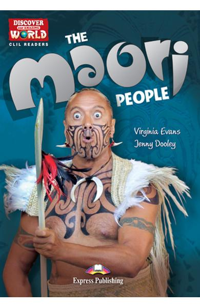 Literatură CLIL The Maori People - reader + multi-rom 978-1-4715-1483-8