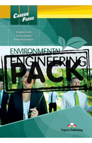 Curs limba engleză Career Paths Environmental Engineering - Pachetul elevului