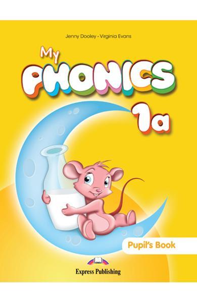 Curs limba engleza My Phonics 1a Manualul elevului 978-1-4715-1645-0
