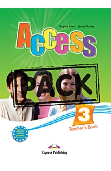 Curs limba engleza Access 3 Pachetul profesorului