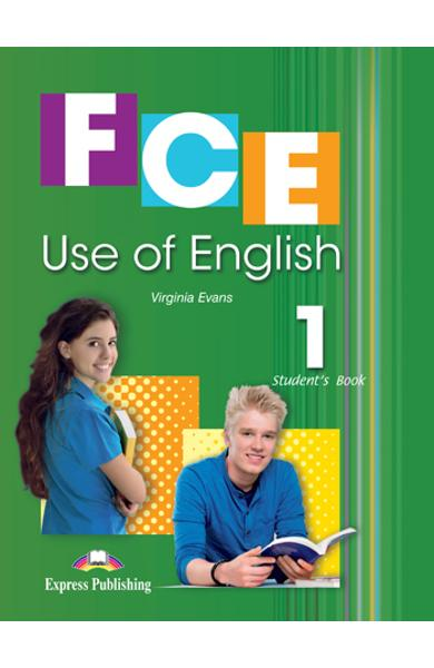 Curs lb.engleza Cambridge FCE Use of English 1 (Revizuit 2015) 978-1-4715-2117-1