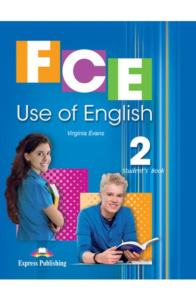 Curs lb. engleza Cambridge FCE Use of English 2 (Revizuit 2015) 978-1-4715-2119-5