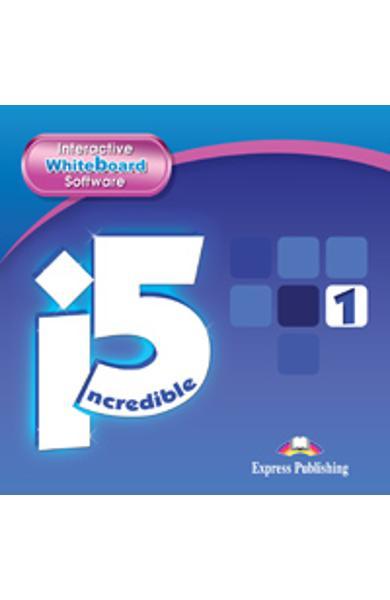 Curs limba engleza Incredible 5 1 Soft Educational 978-1-4715-1481-4