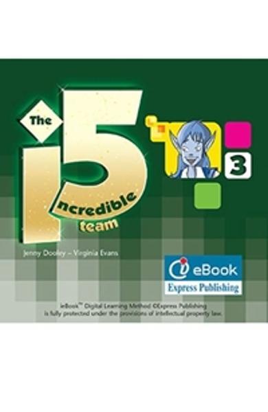 Curs limba engleza Incredible 5 3 IeBook 978-1-4715-1885-0